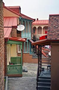 Tbilisi Apartment, Apartmány  Tbilisi City - big - 45
