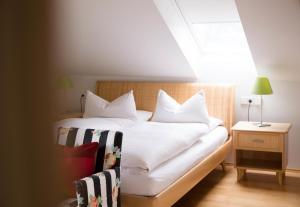 Hotel-Restaurant Vinothek Lamm, Hotels  Bad Herrenalb - big - 22