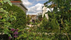 Hotel Villa Rosa, Hotels  Allershausen - big - 77