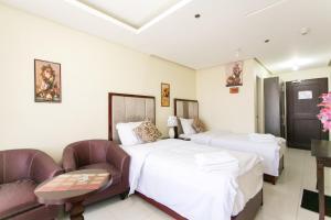 JMM Grand Suites, Aparthotels  Manila - big - 2