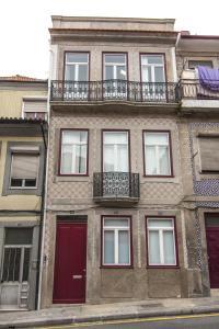 Pátio das Fontainhas, Appartamenti  Oporto - big - 8