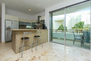 Casa del Mar by Moskito, Apartmány  Playa del Carmen - big - 53