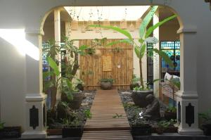 Bamboo Bamboo Homestay, Vendégházak  Yogyakarta - big - 39