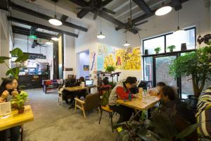 Chengdu Jinling International Youth Hostel, Хостелы  Чэнду - big - 51