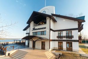 Гостиница Порт Весьегонск - фото 19