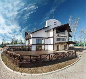Гостиница Порт Весьегонск - фото 2