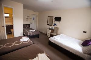 Travellers Inn, Hotel  Oldbury - big - 14