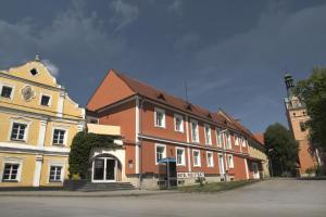 Hotel Pod Stráží, Hotel  Lhenice - big - 43