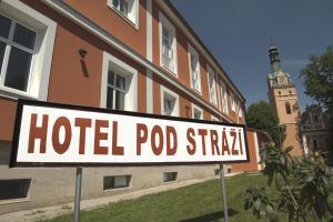 Hotel Pod Stráží, Hotel  Lhenice - big - 46