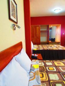 Palau Amazonas Hotel, Szállodák  Iquitos - big - 65