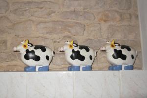 Chambres et Tables d'hôtes à l'Auberge Touristique, Bed & Breakfast  Meuvaines - big - 69