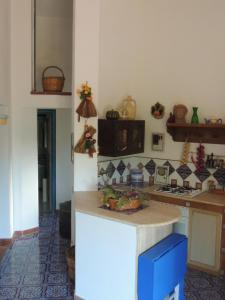 Villa Adamo, Ville  Scopello - big - 31