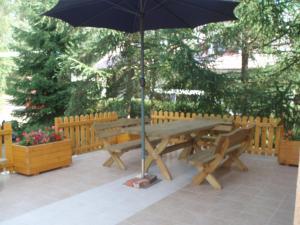Leśny Zakątek, Lodge  Koscierzyna - big - 23