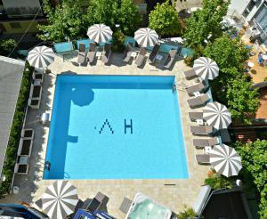 Hotel Verona, Отели  Чезенатико - big - 1