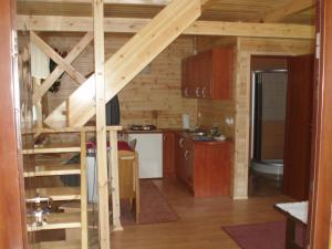 Leśny Zakątek, Lodge  Koscierzyna - big - 9