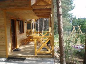 Leśny Zakątek, Lodge  Koscierzyna - big - 6