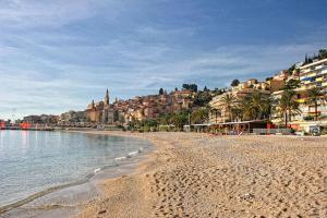 Florilège Apartment, Appartamenti  Roquebrune-Cap-Martin - big - 14