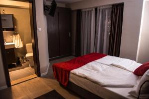 Opera House Hotel, Отели  Скопье - big - 3