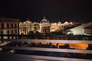 Opera House Hotel, Отели  Скопье - big - 1