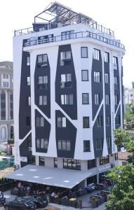 Opera House Hotel, Отели  Скопье - big - 67