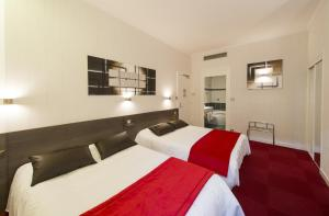 La Résidence, Hotely  Lyon - big - 8