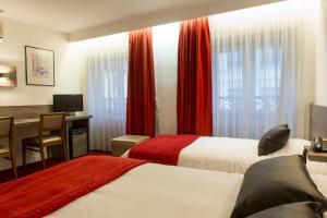 La Résidence, Hotely  Lyon - big - 9