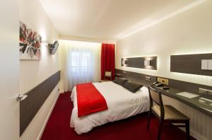 La Résidence, Hotely  Lyon - big - 12