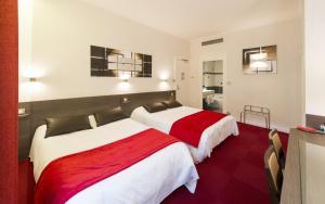 La Résidence, Hotely  Lyon - big - 14