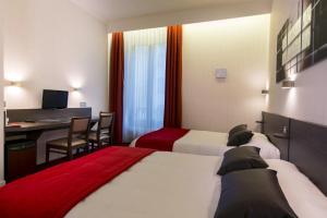 La Résidence, Hotely  Lyon - big - 16
