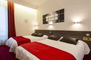 La Résidence, Hotely  Lyon - big - 17