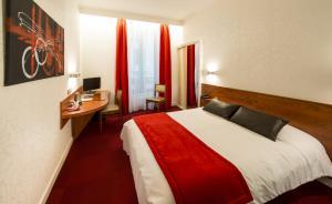 La Résidence, Hotely  Lyon - big - 18