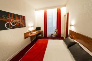 La Résidence, Hotely  Lyon - big - 20