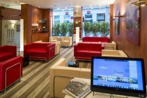 La Résidence, Hotely  Lyon - big - 40