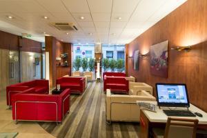 La Résidence, Hotely  Lyon - big - 41
