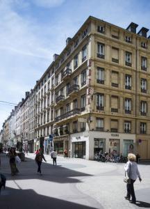 La Résidence, Hotely  Lyon - big - 50
