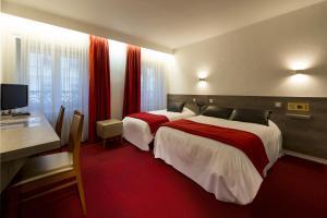 La Résidence, Hotely  Lyon - big - 22