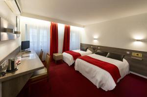 La Résidence, Hotely  Lyon - big - 23