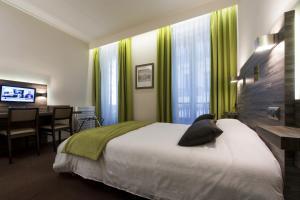 La Résidence, Hotely  Lyon - big - 24