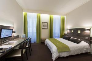 La Résidence, Hotely  Lyon - big - 25