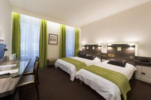 La Résidence, Hotely  Lyon - big - 26
