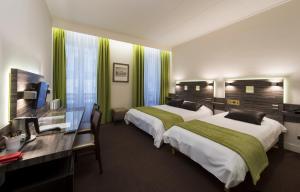 La Résidence, Hotely  Lyon - big - 27