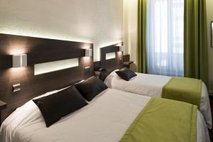 La Résidence, Hotely  Lyon - big - 28