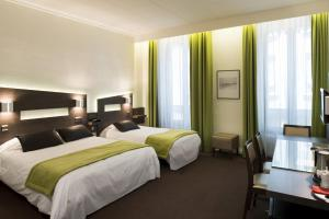 La Résidence, Hotely  Lyon - big - 53