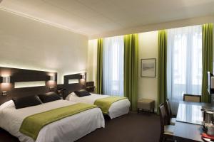 La Résidence, Hotely  Lyon - big - 5