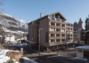 Hotel des Alpes, Szállodák  Flims - big - 71