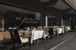 Hotel des Alpes, Szállodák  Flims - big - 50