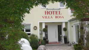 Hotel Villa Rosa, Hotels  Allershausen - big - 35