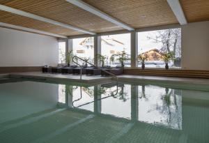 Hotel des Alpes, Szállodák  Flims - big - 26