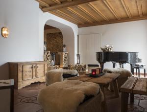 Hotel des Alpes, Szállodák  Flims - big - 95