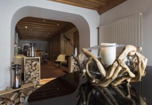 Hotel des Alpes, Szállodák  Flims - big - 96